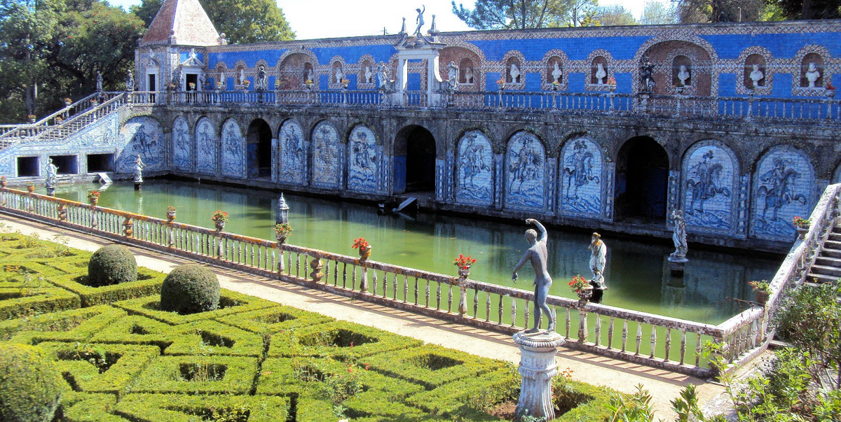 Viaggio in Portogallo 2019 - Palacio da Fronteira