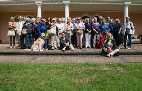 Garden Tour al giardino Le Vallon di St. Martin, Isola di Guernsey 2018