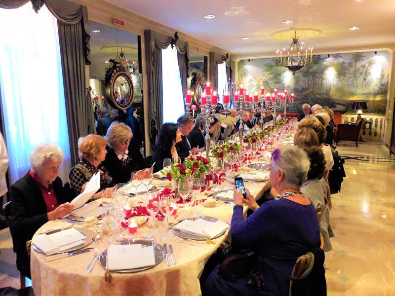 Cena a Cascais - Palacio Estoril - 2019