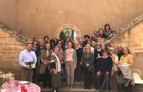 Salento - gruppo di Roma al Palazzo Gonzaga